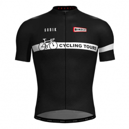 Bikecat Cycling Tours jersey - men - front view