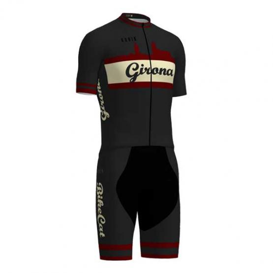 Girona Vintage cycling kit
