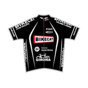 Bikecat Black jersey