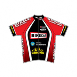 Bikecat Classic red jersey